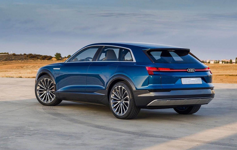 Audi E Tron Niemcy Przyjmują Już Zam 243 Wienia Na Nowego Suv A