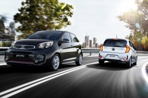 Salon Genewa 2015 | Kia Picanto FL | Good Morning