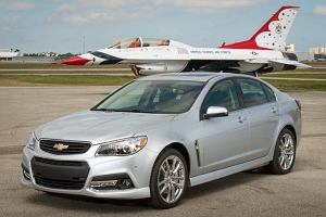 Chevrolet SS - nowy muscle car