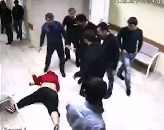 Rosjanin bestialsko zamordowany na szpitalnym korytarzu