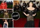 Met Gala 2014: Oto najgorsze stylizacje, jakie gwiazdy zaprezentowa�y na czerwonym dywanie