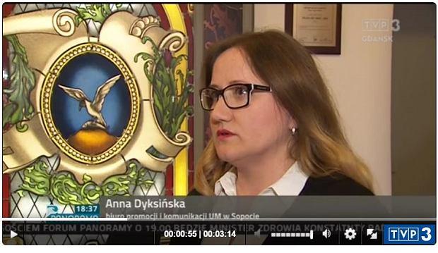 """Skandaliczny materiał w """"Panoramie"""" TVP Gdańsk"""