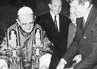 Pawe� VI: papie� sofferto, czyli rozdarty