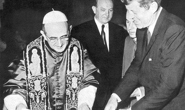 Watykan uznał cud Pawła VI. Papież uzdrowił, więc zostanie ...