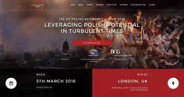 Polski potencjał na burzliwe czasy:  Polish Economic Forum 2016