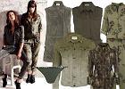 Wojskowy trend według River Island - moro, khaki i odcienie brązu