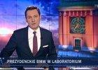 """Informację dnia podały """"Wiadomości"""": opony w prezydenckim aucie mają parametry 245710R490AC [RECENZJA]"""