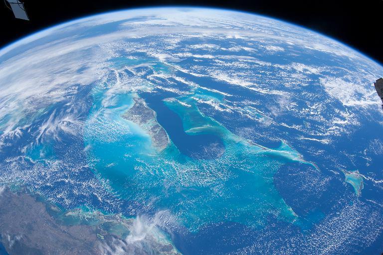 Ziemia widziana z pokładu ISS