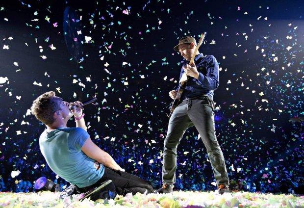 Katy Perry, Coldplay, Pharrell Williams, Ed Sheeran i wielu innych wspaniałych artystów na jednej scenie!