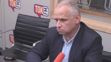 Były wiceszef ABW płk Paweł Białek w Poranku Radia TOK FM