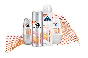 Antyperspirant adidas Adipower. 72-godzinna ochrona przed poceniem
