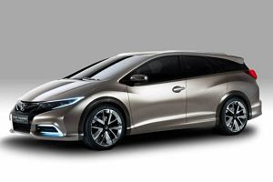 Salon Genewa 2013 | Honda Civic Wagon Concept