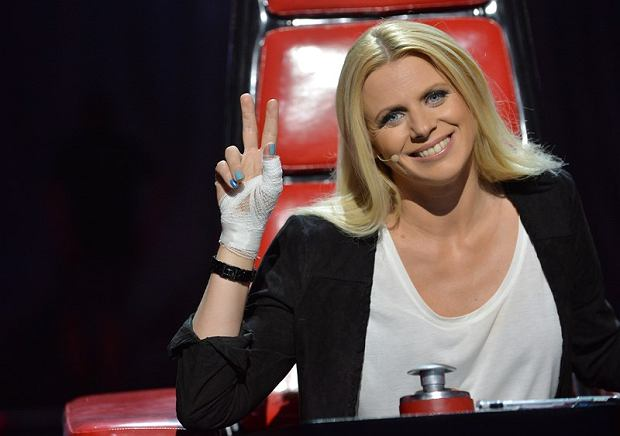 Maria Sadowska, The Voice of Poland