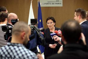 Kopacz: Doszli�my z Hollande'em do wniosku, �e warto wyznaczy� standardy post�powania ws. eboli