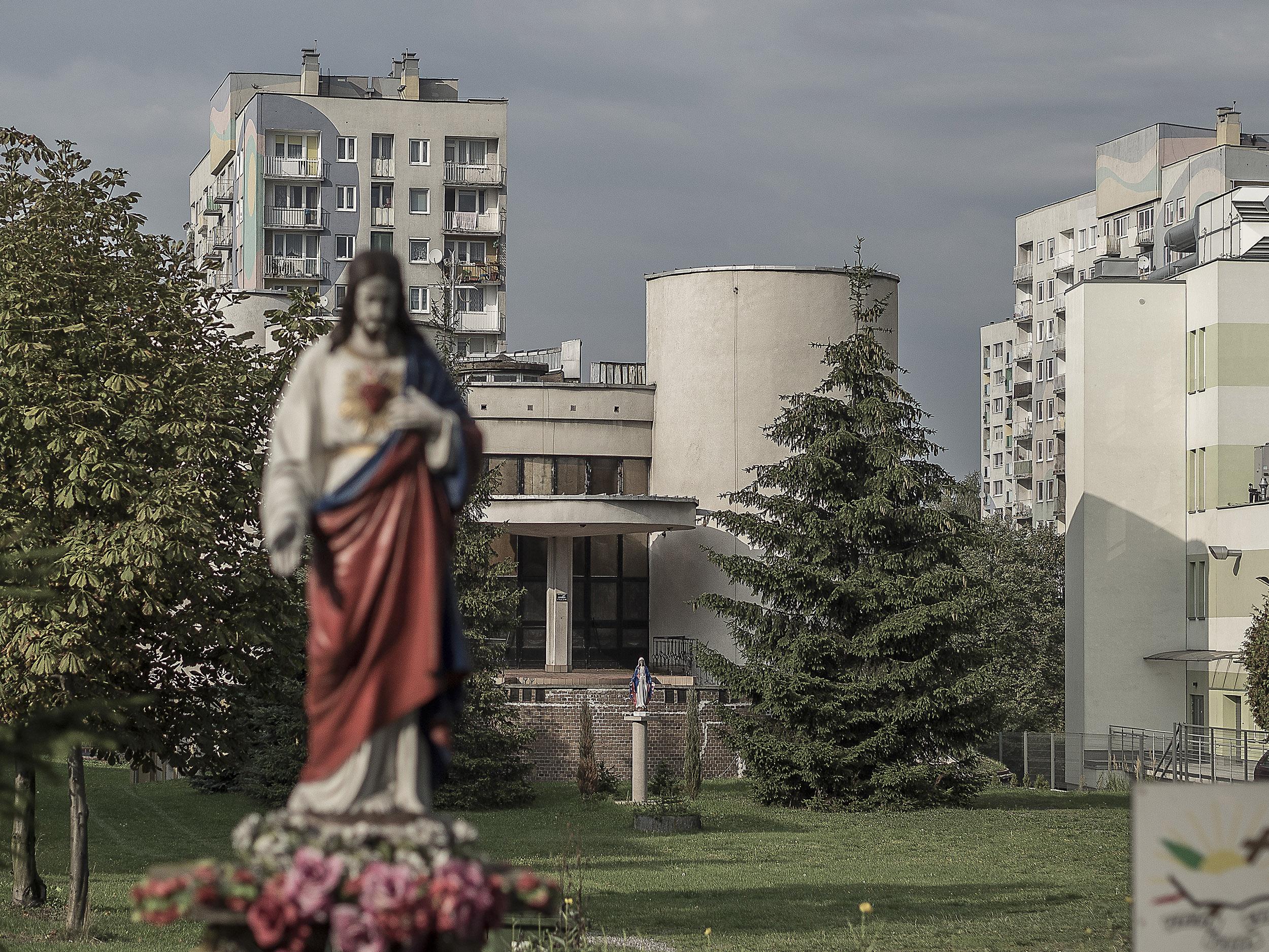 Mało kto wie, że Częstochowa ma dwie katedry (fot. Filip Springer)