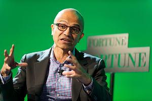 Prezes Microsoft uspokaja zdenerwowanych akcjonariuszy. Nie ma mowy o opuszczeniu tego rynku
