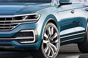Salon Pekin 2016 | Volkswagen T-Prime Concept GTE | Rozgrzewka przed du�ym SUV-em