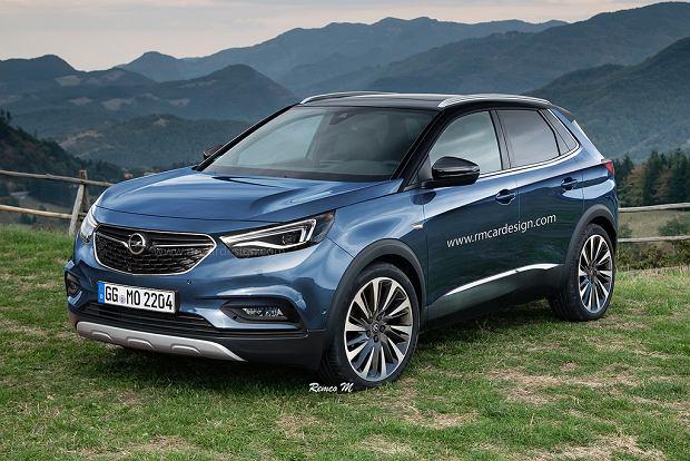Opel grandland x wielkie oczekiwanie for Interieur opel grandland x