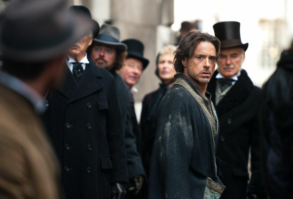 ''Sherlock Holmes: gra cieni'' / Materiały prasowe stacji TVN