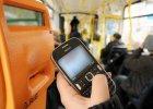 G�o�ne gadanie przez kom�rk� w autobusie b�dzie zakazane?