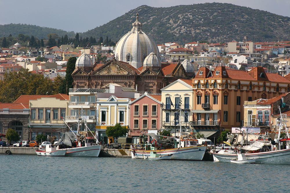 Wyspy greckie. Lesbos