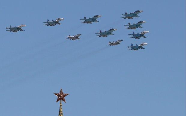 Rosja przeprowadzi ćwiczenia lotnicze na granicy z Ukrainą. Kulminacja w dzień wyborów