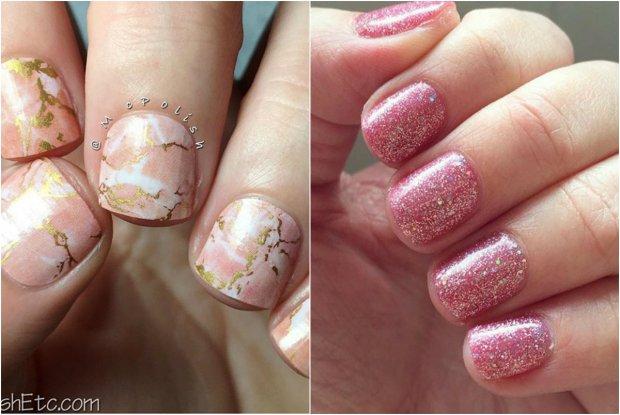 Krótkie paznokcie są znowu modne! Zobacz 5 najładniejszych wzorów, które idealnie do nich pasują