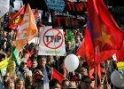 150 tys. os�b protestowa�o w Berlinie przeciwko TTIP