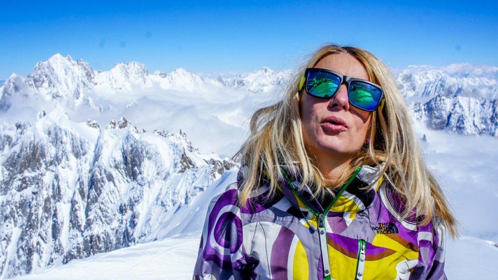 Zdjęcie numer 1 w galerii - Travelery 2015. Ratunek od paraliżu, szaleńczy zjazd na nartach z 8 tys. m i mądre rozmowy o seksie