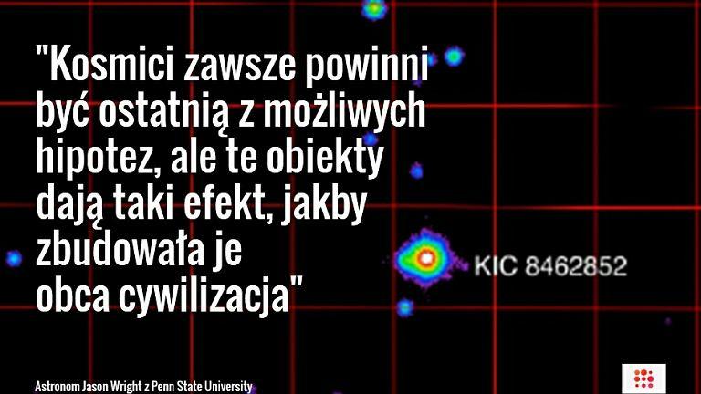 Gwiazda KIC 8462852