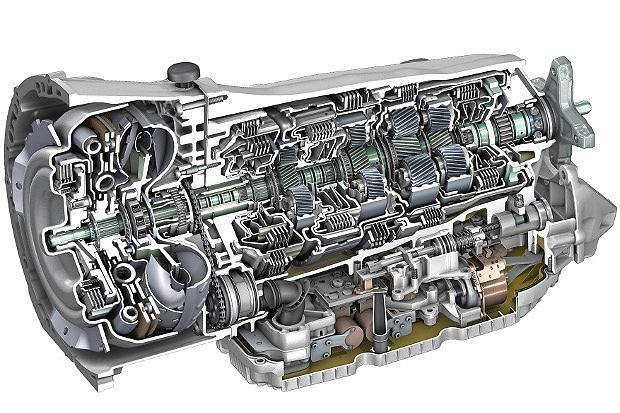 9g Tronic Nowy Automat Mercedesa
