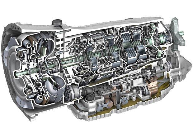 9G-TRONIC | Nowy automat Mercedesa