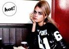 Cara Delevingne zadaje szyku w kreacjach Toma Forda, Gucci Burberry i Saint Laurent. Czy taka estetyka jej s�u�y? [ZDJ�CIA]