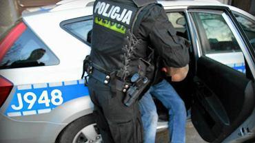 Policja, zatrzymanie