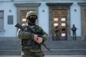 """FAZ: """"Konflikt na Krymie jest du�o powa�niejszy ni� wojna w Gruzji w 2008 r."""""""
