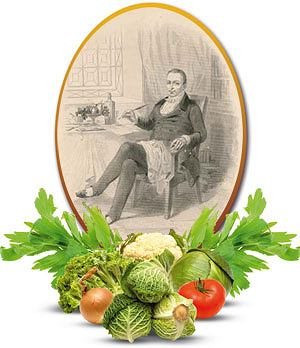 Kuchnie świata: historia na talerzu, kuchnie świata, kuchnia, Anthelme Brillat-Savarin