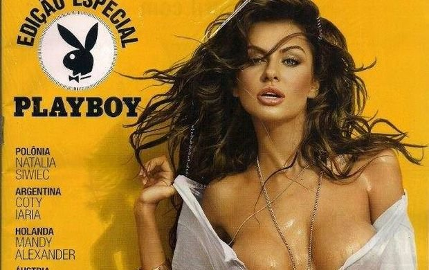 Natalia siwiec playboy