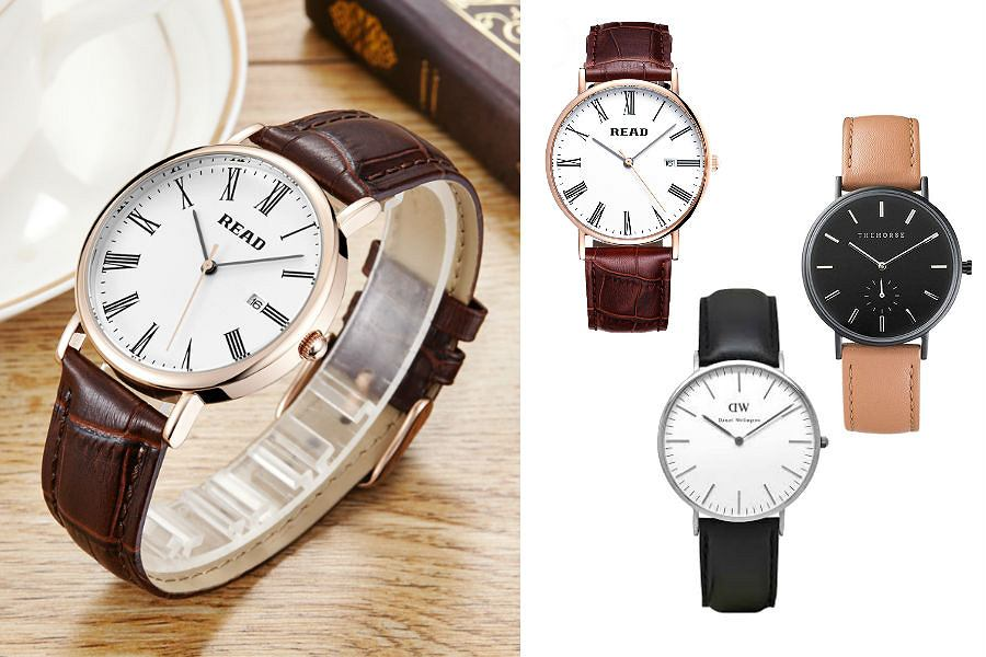 Modne zegarki męskie