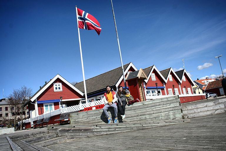 Skajearhallden, Norwegia