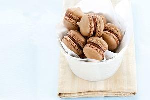 Ciastka czekoladowe - przepis na pyszne małe słodkości do kawy (i nie tylko)