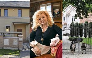 Małgorzata Kożuchowska, Magda Gessler, Tomasz Lis, domy gwiazd