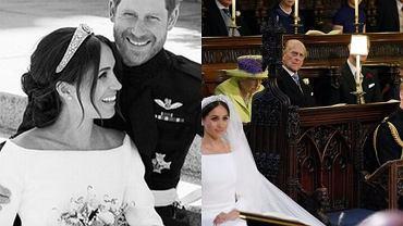 Ślub Meghan i Harry'ego