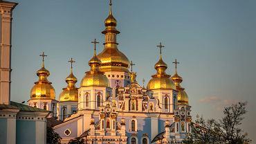 Monaster św. Michała Archanioła o Złotych Kopułach w Kijowie