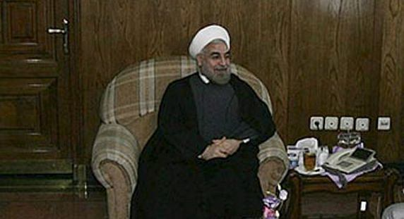 Prezydent-elekt Iranu Hasan Rowhani