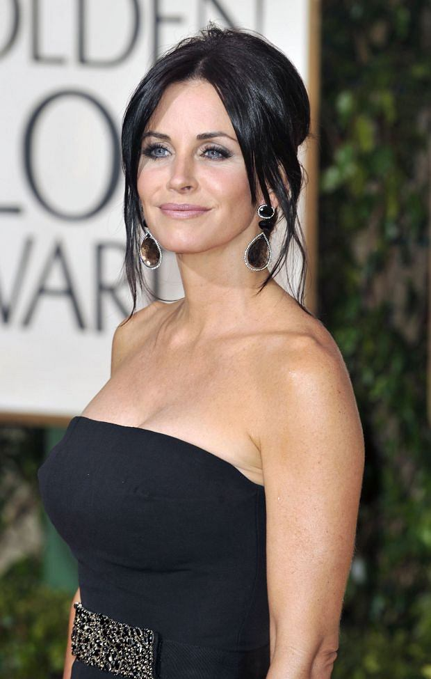 PICTURE BY : LISA ROSE / MATRIXPHOTOS.COM PLEASE CREDIT ALL USAGES NO DIGITAL USE WITHOUT NEGOTIATION 67th Golden Globe Awards- Arrivals at The Beverly Hilton Hotel. Picture Shows: Courtney Cox Beverly Hills, CA 17TH JANUARY 2009 MATRIX JOB: 78540 TEL: (+44) 33 33 210 456