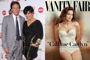 Kris Jenner milcza�a o przemianie by�ego m�a. Wreszcie j� skomentowa�a