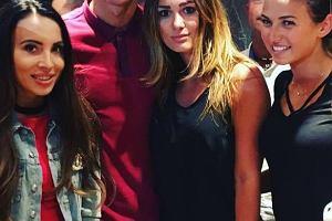 Jessica Zi�ek, Cristiano Ronaldo, Anna Lewandowska
