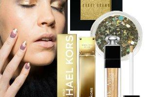 Złoto na wieczór: jak stworzyć makijaż w kolorze złota