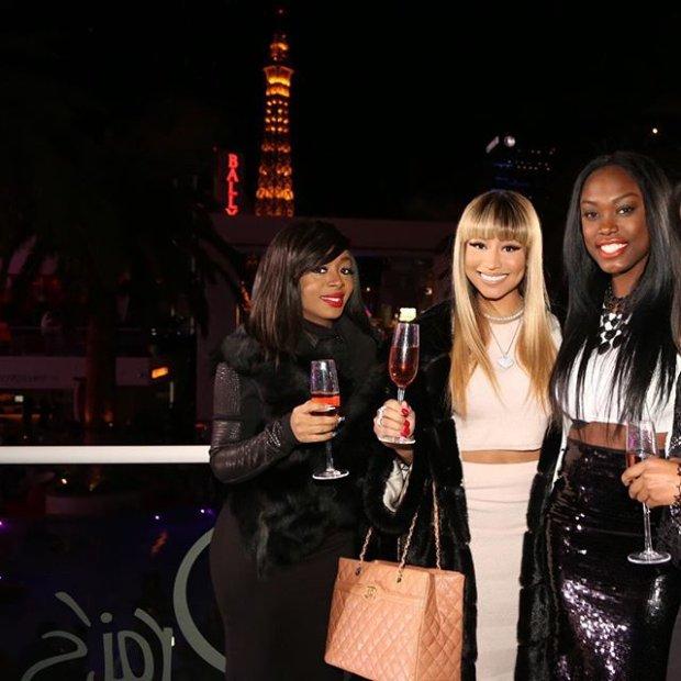 Czy Taylor Swift, Nicki Minaj lub Ellie Goulding bawiły się w najlepsze?