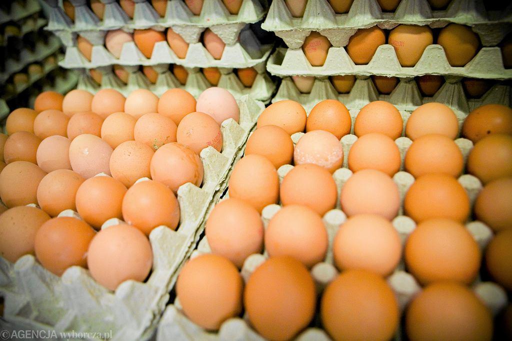 Wg GUS jaja podrożały w październiku o ponad 5 procent